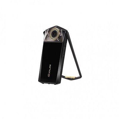 casio cámara exilim ex-tr80 selfies y autoretratos (negra)
