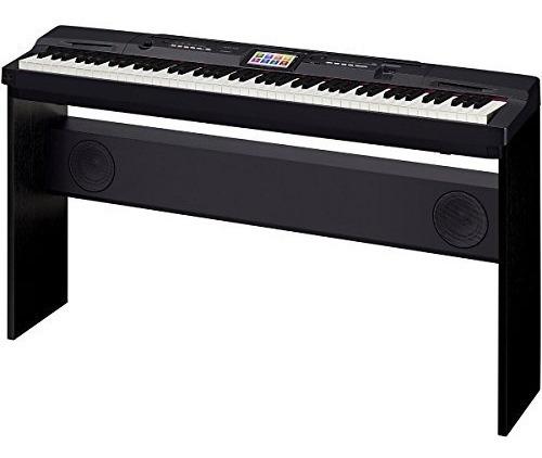 casio cgp700bk piano de cola digital 88 teclas con pantalla