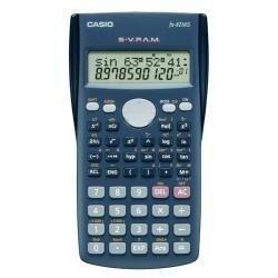 casio cientifica calculadora