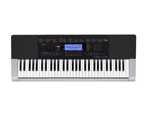 casio ctk4400 teclado 61 teclas sensible al tacto