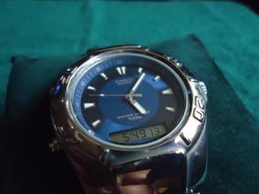 ca9bfb8e5266 Reloj Casio Edifice Wr100m Usado - Reloj para de Hombre Casio