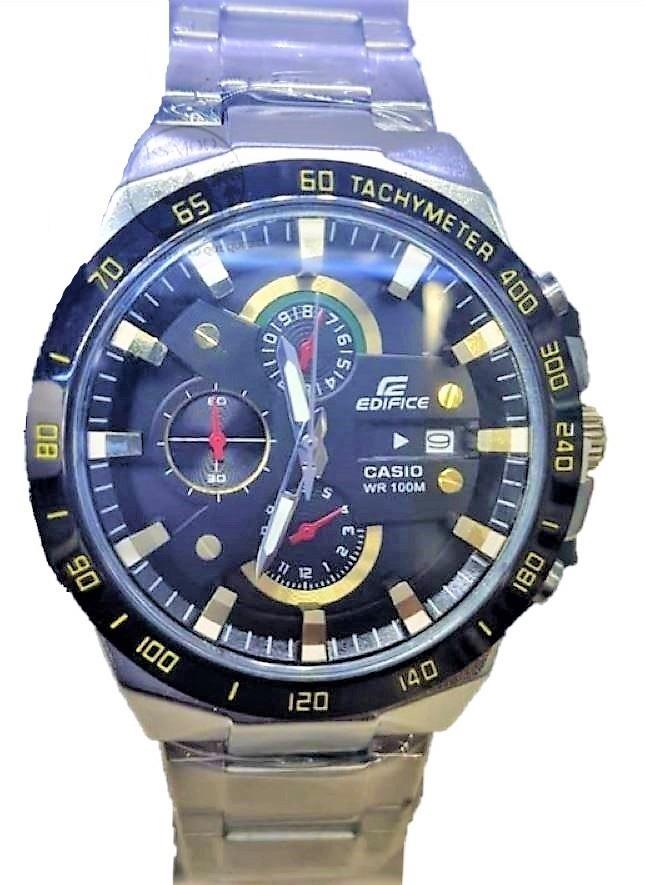 74ed976271e2 Casio Edifice Cronografo Wr100m Manual Colombia Precio -   119.900 ...