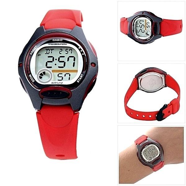 c8c47307c94 casio feminino relogio · lw-200-4av relogio casio digital feminino pequeno  vermelho