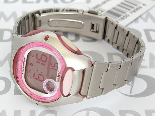 casio feminino relógio