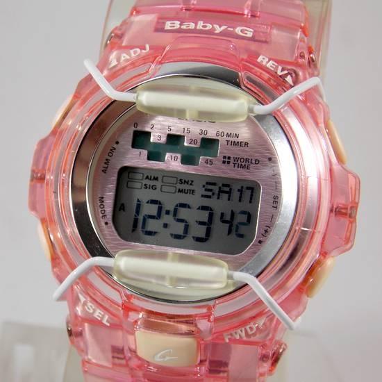 d6eae67021e bg-1001-4av relógio casio baby-g rosa feminino · relógio casio feminino · casio  feminino relógio