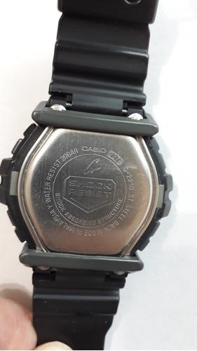 casio g-shock 2210 usado - raro c/ pequeno detalhe