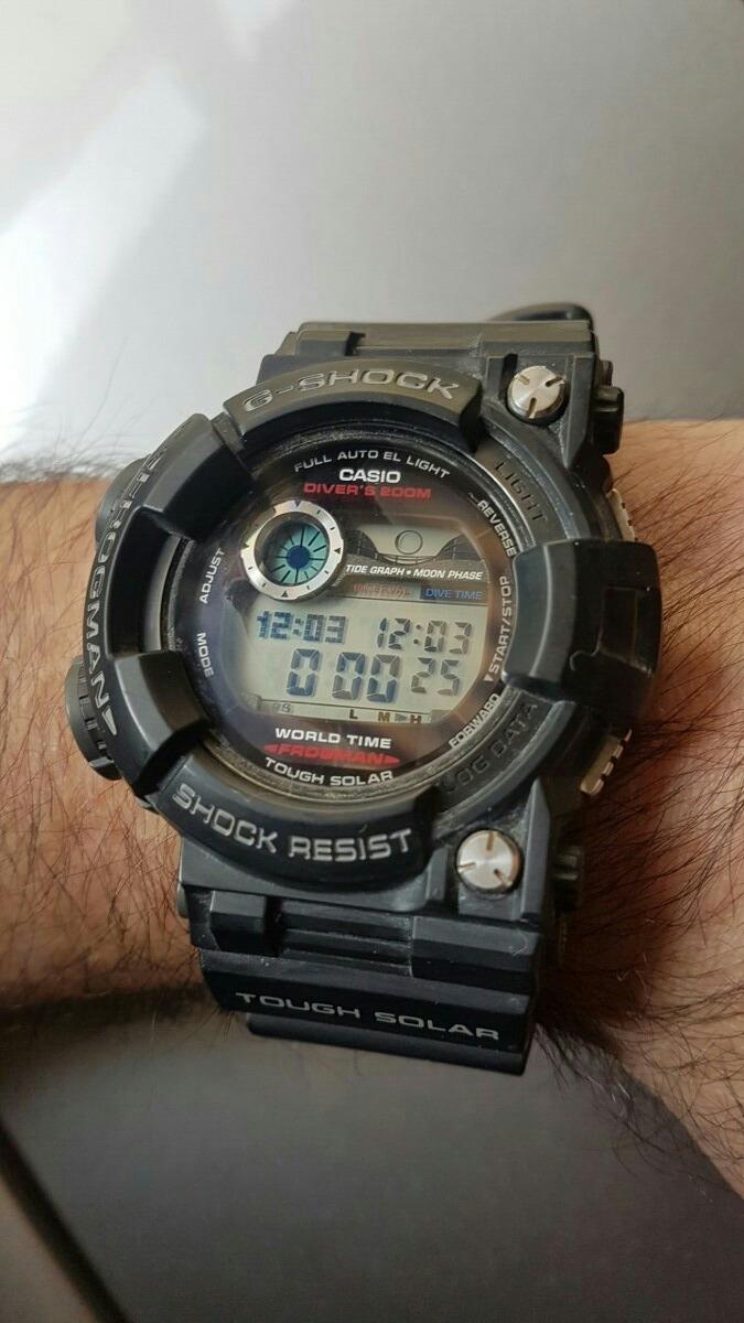 Gf 1dr250 1000 000 G Shock Casio Frogman yvYfb6g7