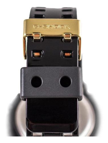 casio g-shock ga-110gb-1a ana-digi negro/dorado