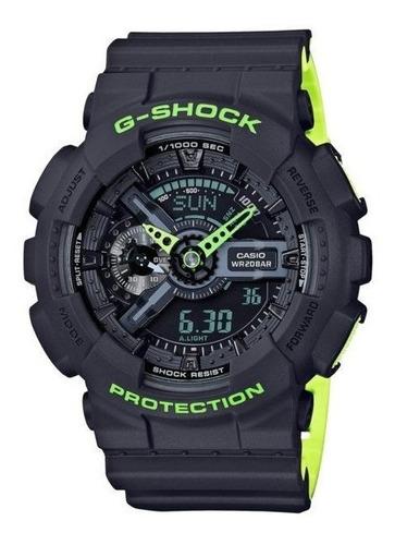 casio g shock ga-110ln-8a reloj caballero, por kronocity