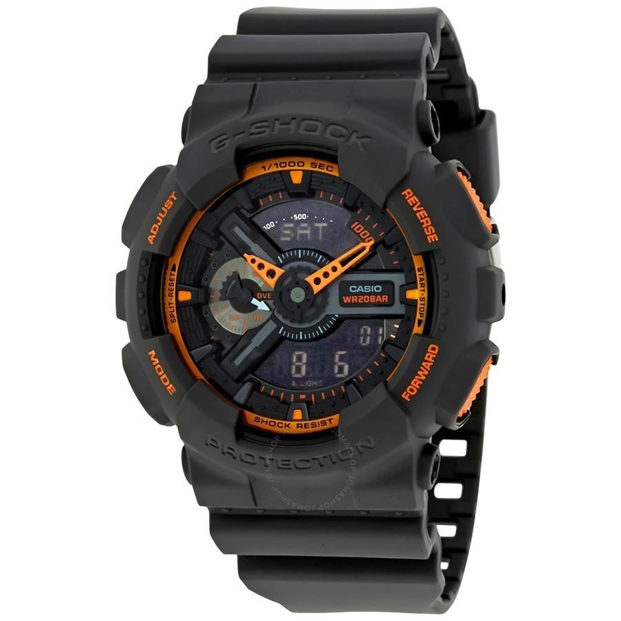 83f9e0eae15d Casio G Shock Ga-110ts-1a4 Reloj Caballero