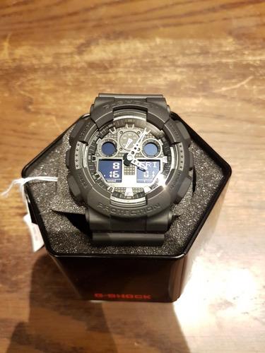 casio g-shock ga100-1a1 100% original y nuevo con garantia