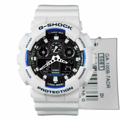 casio g shock ga100cf-8a para hombre 100% originales