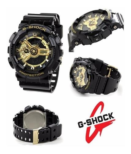 casio g-shock ga110 ga 110gb wr200 100% original
