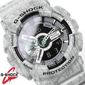 half off f40a9 8cc35 Casio G Shock Ga110 Sl 5146