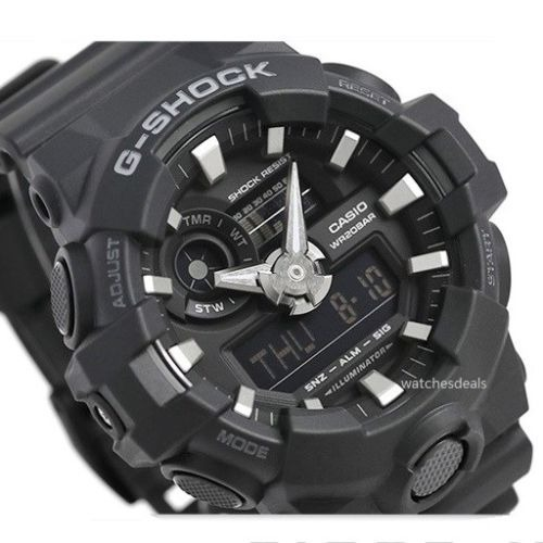 f5b3e35832b Casio G-shock Ga700-1b Ga-700-1b