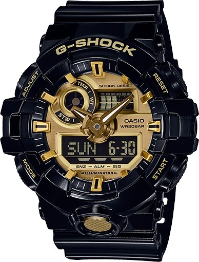 94054140b802 Casio G-shock Ga710gb - Entrega Inmediata -   6.894