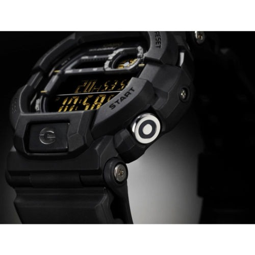 15c1631ae2fa Casio G-shock Gd350-1b Reloj Digital Negro -   3