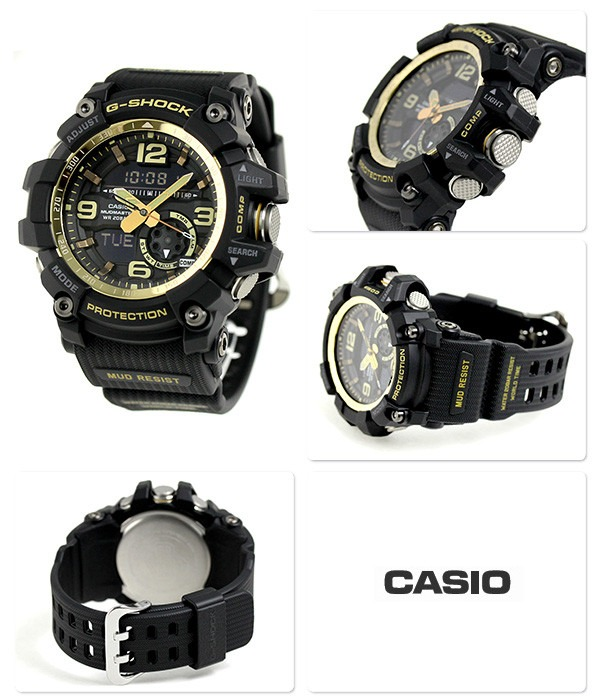75297b7df99 Casio G-shock Mudmaster Gg1000gb 1a Original Pronta Entrega - R ...