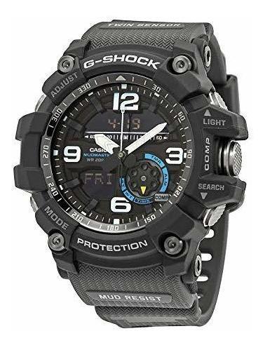 casio g-shock mudmaster reloj gg1000-1a8 wt