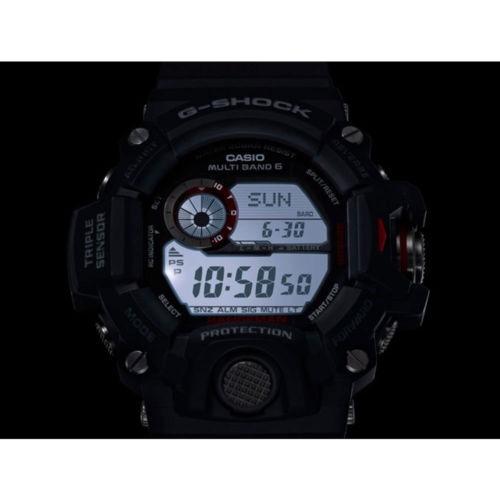 77fe00bfeb75 Casio G-shock Rangeman Black Solar Reloj Atómico -   8