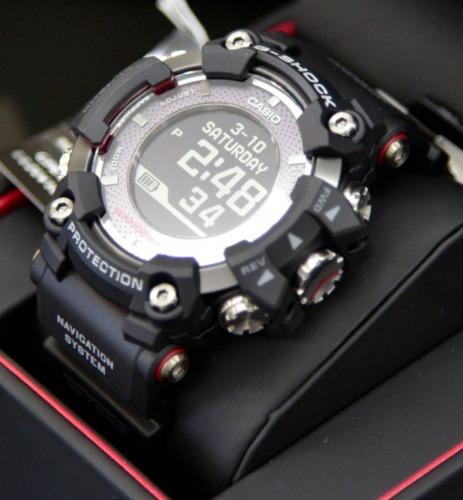 casio g-shock rangeman gps nav gpr-b1000-1  pronta entrega!