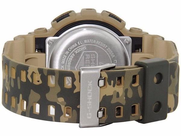97894ffe66b Casio G-shock Relógio Camuflado Gd-120cm-5dr Original Novo - R  619 ...
