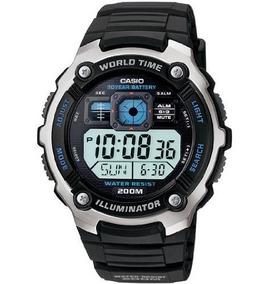 a07347eb4f38 Wr 20 Bar Deportivos Casio - Relojes para Hombre en Mercado Libre Colombia