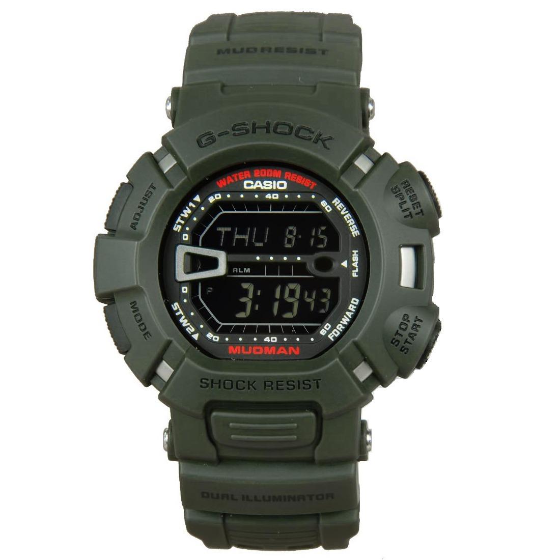 9005d231d2fb Cargando zoom... reloj casio g shock g-9000-3vdr sumergible 200 metros  hombre