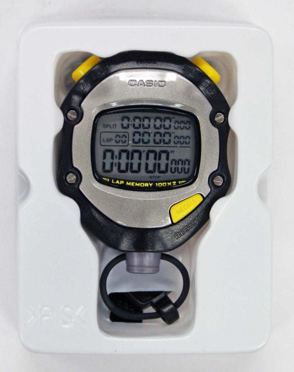 20a3d8494f1d casio hs-70w-1jh cronómetro resistente al agua a pedido. Cargando zoom.
