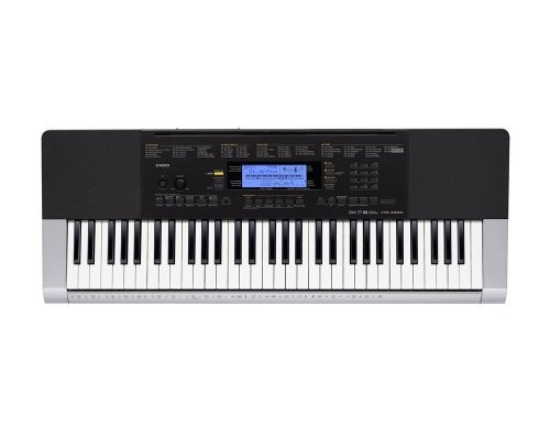 casio inc. ctk4400 de 61 teclas del teclado sensible al tac