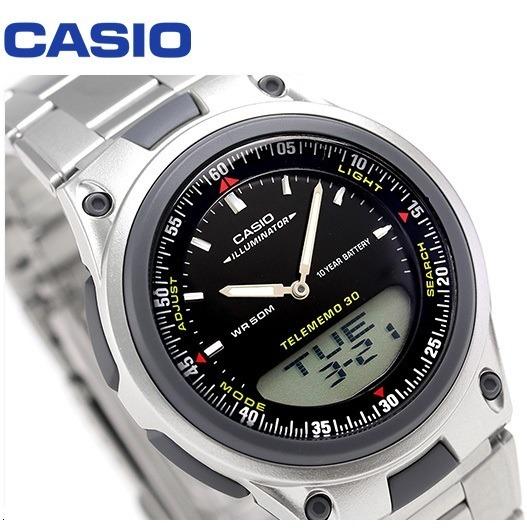 da921f9068c casio masculino relógio · relógio casio aw 80d-1avdf masculino anadigi ...