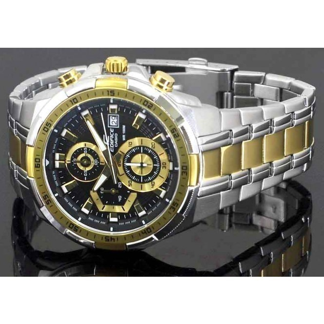 f40e1edbf58 casio masculino relógio · relógio casio masculino edifice ef539 misto f  preto s caixa