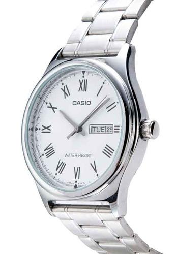00016953a5b Relógio Casio Masculino Classic Standard Mtp-v006d-7budf - R  199