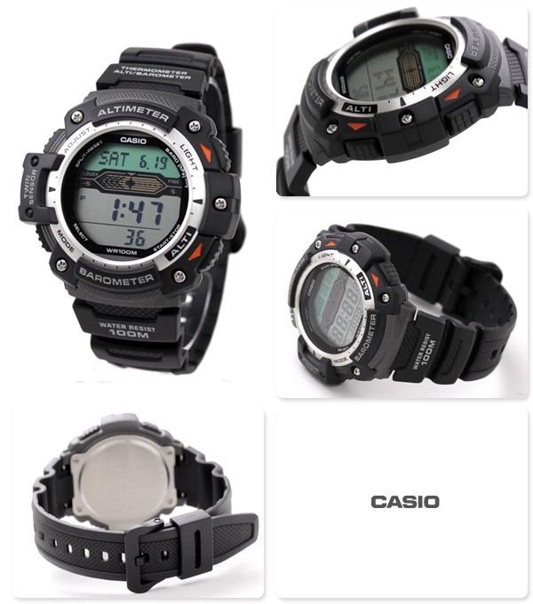 1d8b44f0eaa Relógio Casio Pro Trek Triple Sensor Masculino Sgw-300h-1av - R  399 ...