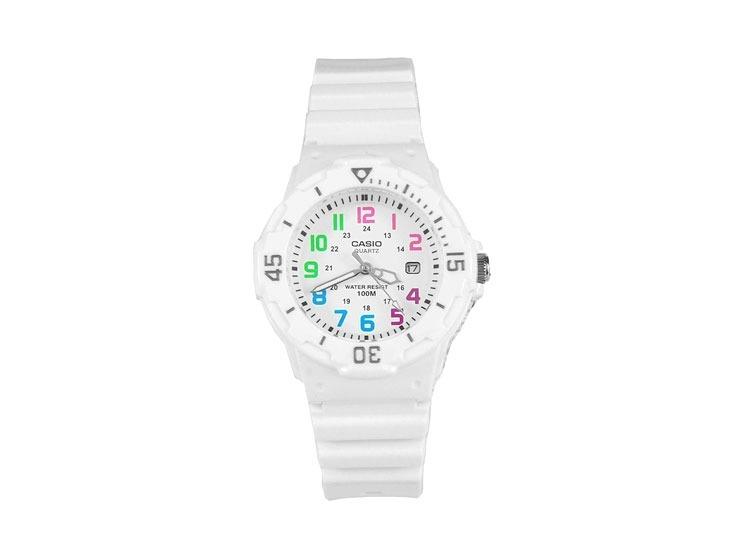 6e7cf9f562c4 Reloj Casio Sumergible 100m Lrw-200h-7bvdf Mujer -   1.349