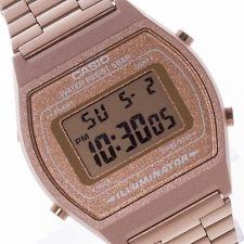 834eb6b9357e reloj casio oro rosado mujer rose gold retro b640 · reloj casio mujer.  Cargando zoom... casio mujer reloj