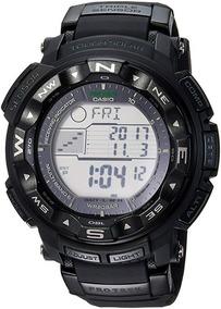 En Pulsera Casio Relojes Protrek 5213 Unisex Mercado XuwOPkZiTl