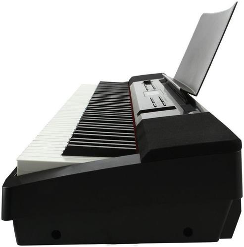 casio px350mbk piano digital privia tri-sensor 88 teclas