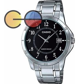 Correa Mtp D Metálica Resiste Hombre Casio Agua V004 Reloj CBsoQxhrdt