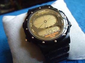 60b6a41e912b Reloj Casio Cuadrado Manecillas - Relojes en Mercado Libre México