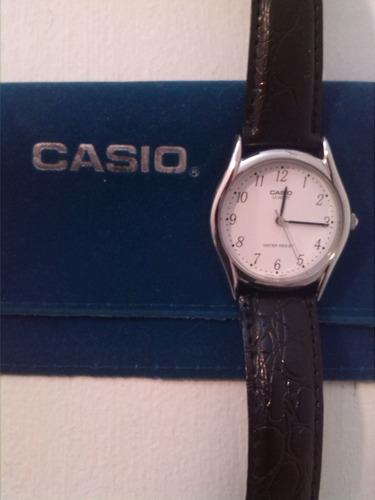 casio reloj original mtp 1094 japan nuevo