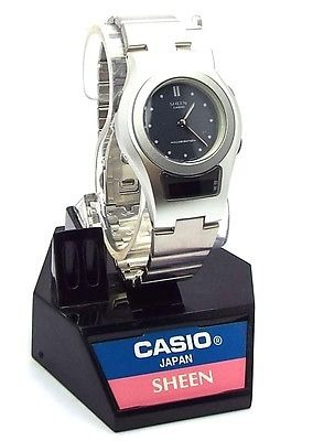 Reloj Casio MujerAnalógico Para Sheen Digital bf7ygY6v