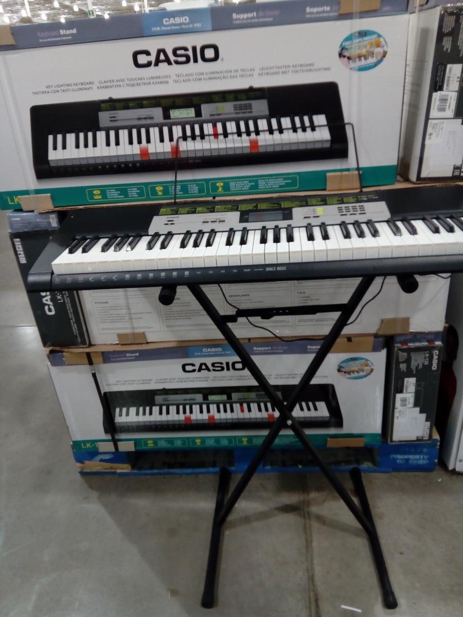 casio teclado lk 135 portatil con base iluminado 3 en mercado libre. Black Bedroom Furniture Sets. Home Design Ideas
