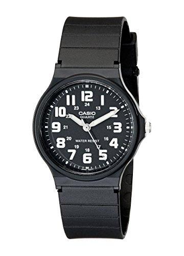 casio unisex mq bcf classic manos luminosas reloj con pulse
