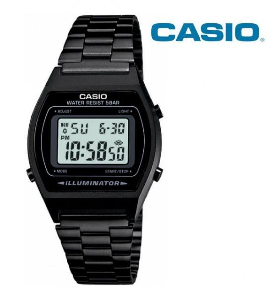 ca996b6e7bf casio unissex relógio · relógio casio unissex b640 preto pronta entrega  novo promoçã