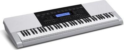 casio wk220 teclado de 76 teclas, 600 tonos, polifonia 48