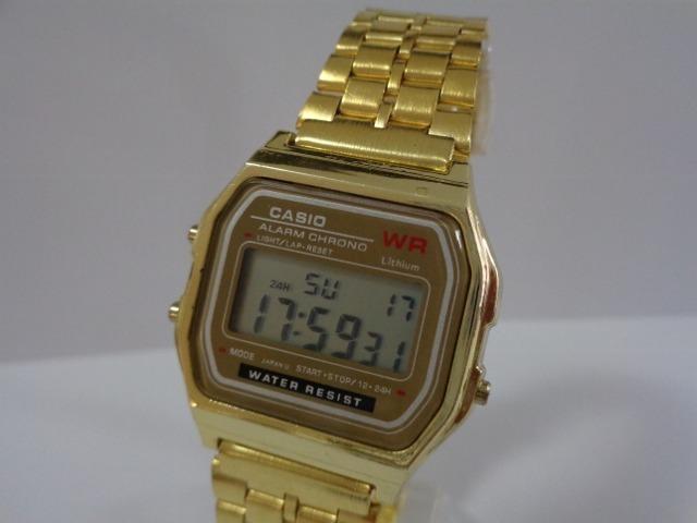9c3208b0053 Casio Wr Dourado