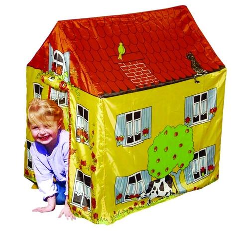 casita carpa infantil niños modelo unisex iplay nena nene