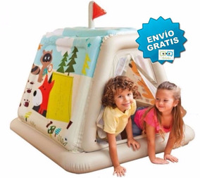 Casa De Teepe Niños Inflable Campaña Juguete Casita TcFuKlJ31
