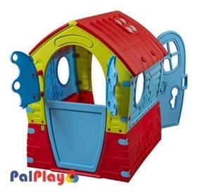 Plastico Casita Niñas Casa Para Pvc Niños Nuevo 80knwONPX